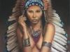 Georgel - amerindienne 2-70x50_01