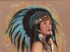 Georgel - amerindienne 4-50x70_01