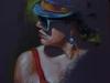 Gaben Helene - Le coup de chaud 70x50_01