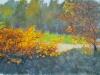 Flagel - buisson d'automne 43x53.JPG