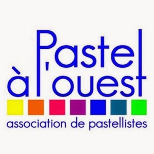 logo pastel à l'Ouest