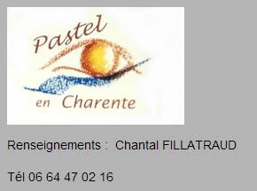 logo pastel en Charente